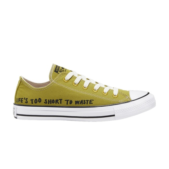 Converse Other - Converse Chuck Taylor 'Life's Too Short' Green NEW